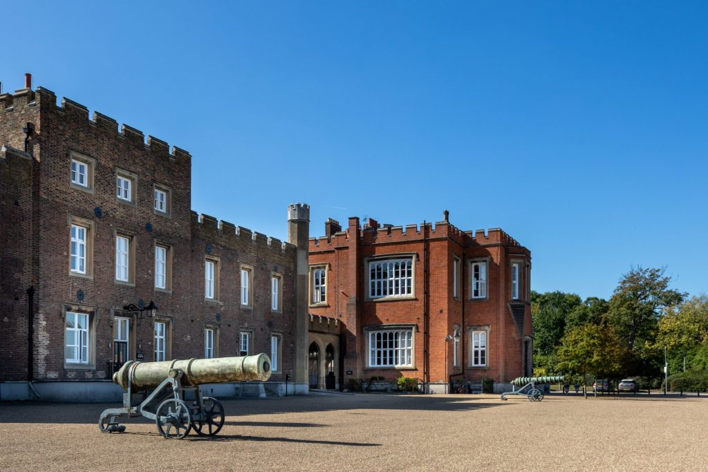 the royal academy exterior