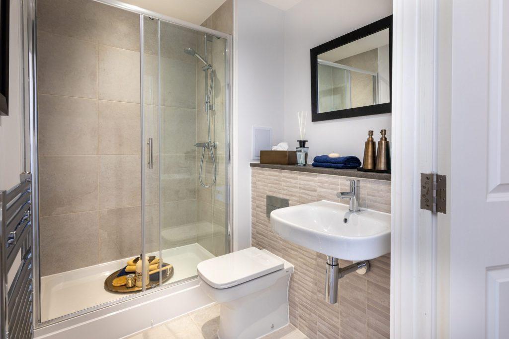 bramble tye shower room