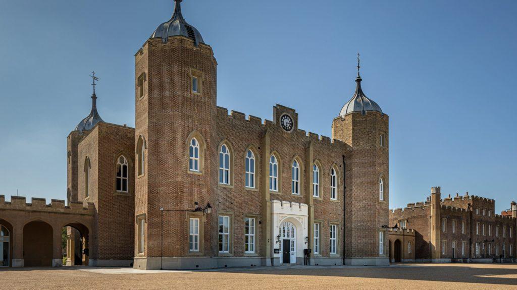 the royal military academy exterior