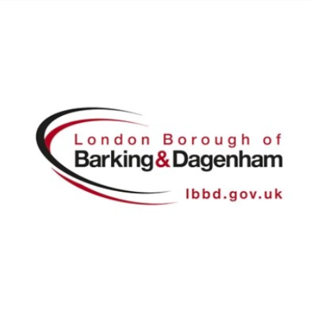 london borough of barking & dagenham logo